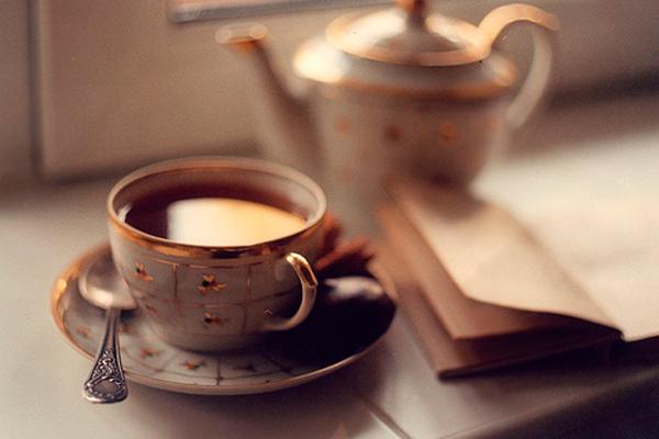 中英茶文化:一杯清茶,两个世界