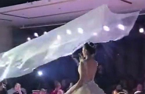 """这个婚礼创意火到了国外,外国网友直呼""""太美太酷""""也想要!"""