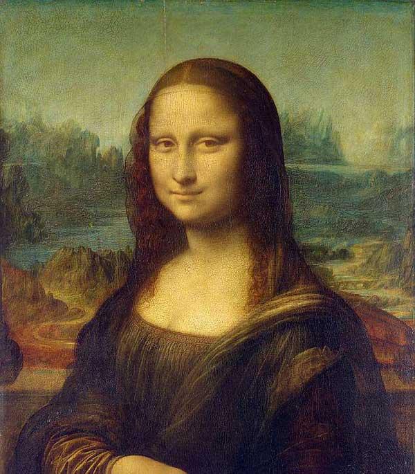 """研究:蒙娜丽莎是否""""微笑""""要看观众情绪"""