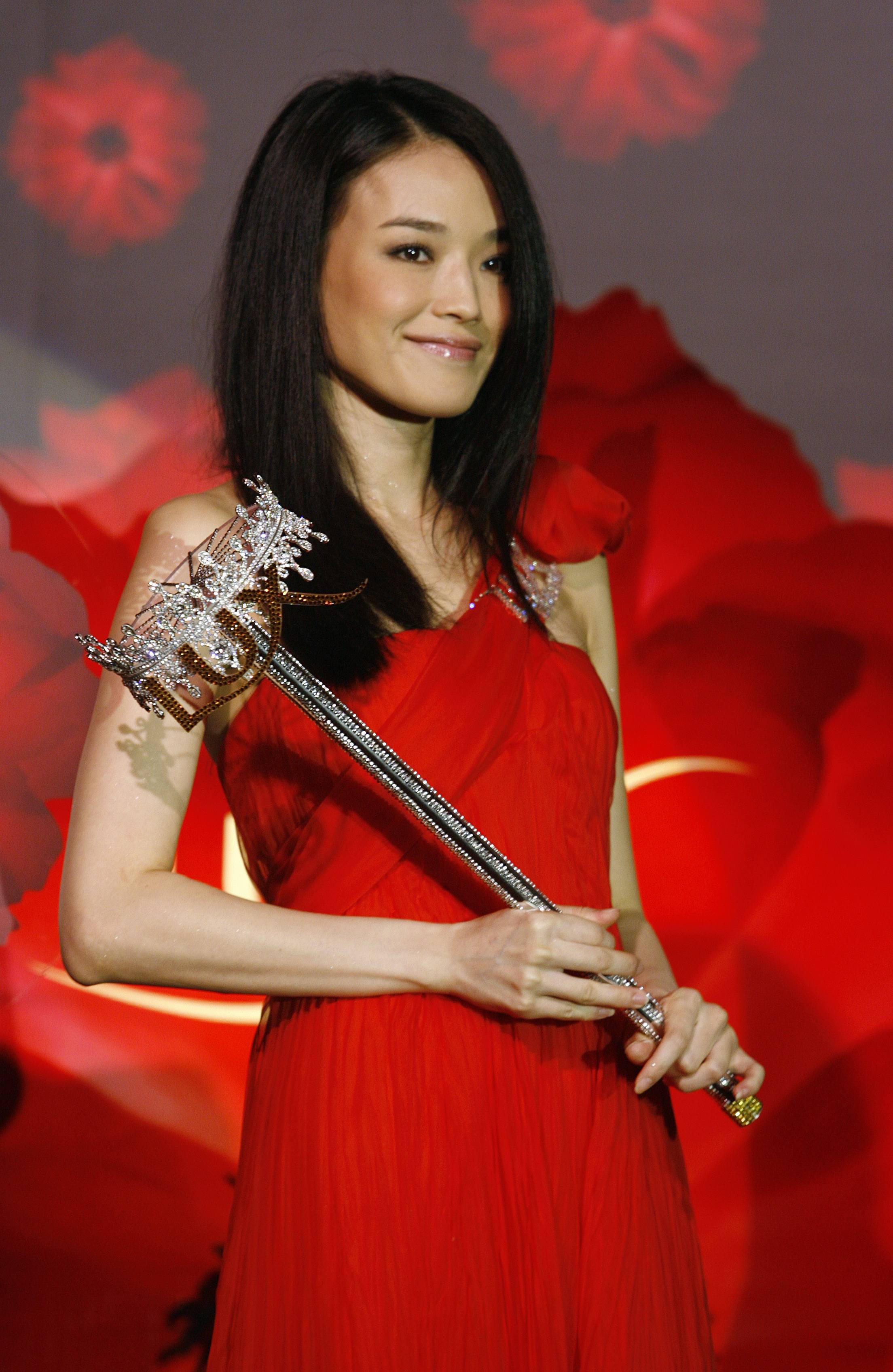 Shu Qi Actress