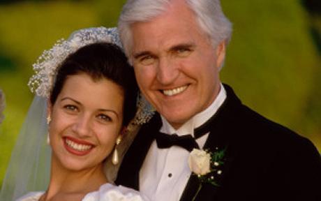 老夫少妻让男人更长寿