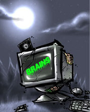 僵尸电脑 zombie computer