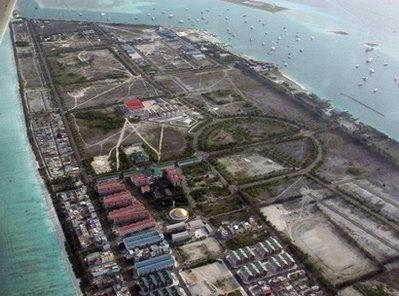 马尔代夫拟建海上家园应对陆沉