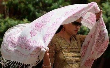 热浪袭击印度致80人死亡
