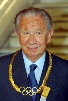 萨马兰奇病逝 享年89岁