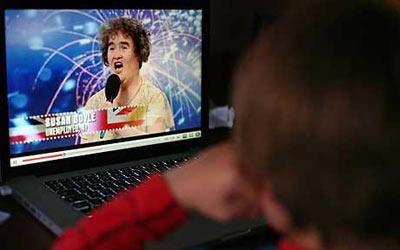 英国视频网站Facebook增长最快