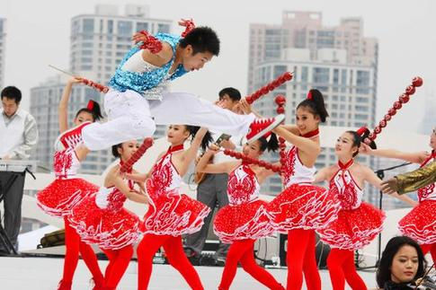 Beijing Week kicks off at World Expo