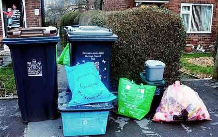 垃圾收集时限缩短 英国居民被迫早起