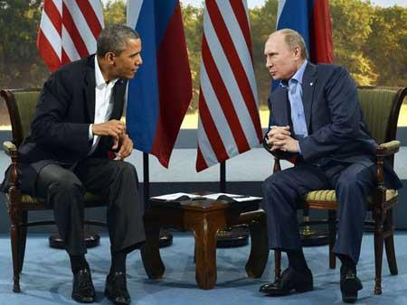 奥巴马G20峰会或不与普京正式会晤