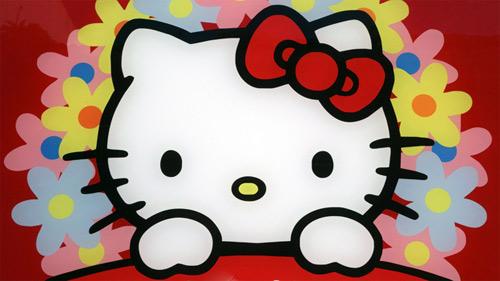 Hello Kitty40周年:风靡世界原因何在?