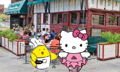 什么!Hello Kitty其实不是猫?!