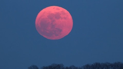 边赏月边学月亮短语